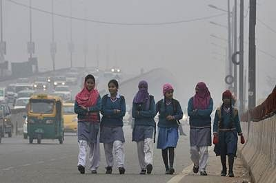 Ujjain: Cloud cover leads to fall in mercury level