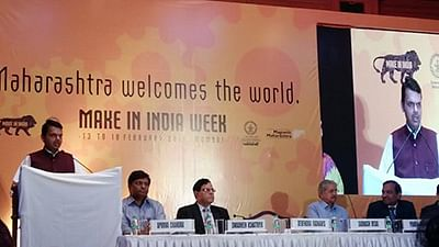 'Make in India Week' to be  crux of WEF program:CM