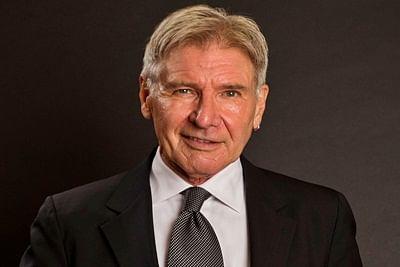Harrison Ford named highest grossing actor