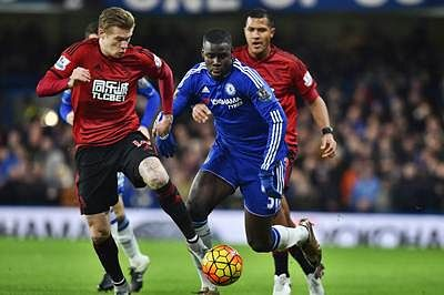 James McClean strikes late as West Brom deny Chelsea win in PL