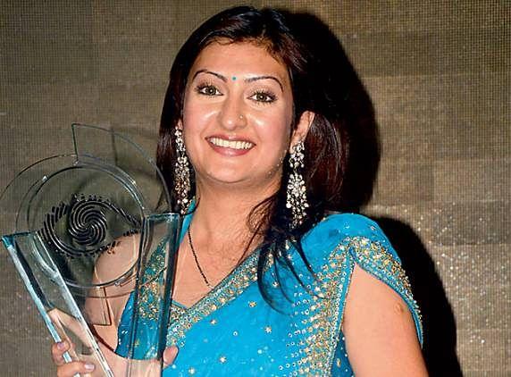 Juhi Parmar <br />Picture credits: magazine.hautmondeindia.com