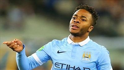 Manchester City Raheem Sterling