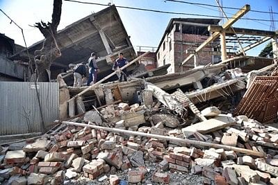 Earthquake hits Nepal, tremors felt in Delhi-NCR and UP