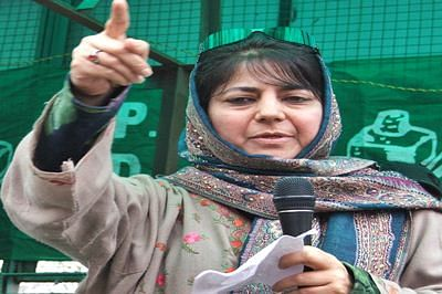 Mehbooba Mufti elected PDP legislature party leader