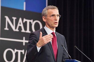 NATO mulls first Russia talks since 2014: Stoltenberg