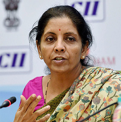 No tension between navies of India, China in Indian Ocean Region, says Sitharaman