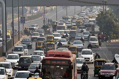 Delhi Odd-Even: Tughlaq's sledgehammer backfires