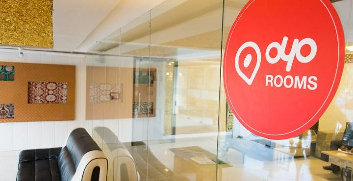 "OYO aims at 1mn rooms to become world's ""largest"" hotel chain"