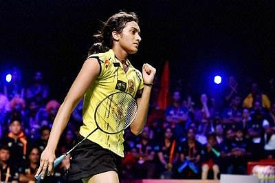 Badminton at Tokyo Olympics: P V Sindhu opens her campaign with a win over Israel's Ksenia Polikarpova