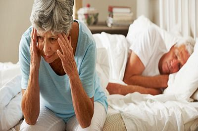 Poor sleep in old age linked to hardened brain arteries