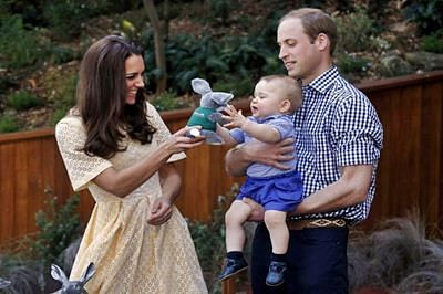 Parenthood bought emotions for Prince William
