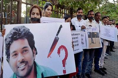 BJP's Rohith not Dalit gets official