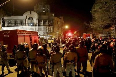 Saudi Arabia cuts ties with Iran after embassy attack