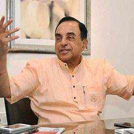 Subramanian Swamy expects SC to rule in favour of Ram