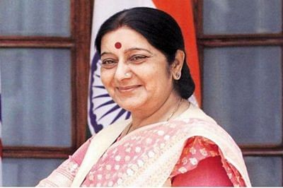 Swaraj assures  help to Pakistani  girl wanting to  become doctor