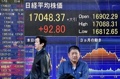 Asia markets higher as China trade data indicate a rebound