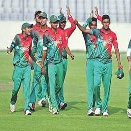 Bangladeshi players on strike get international backing