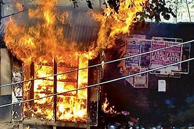 TMC attempting to hide its inefficiency: BJP on Malda-violence