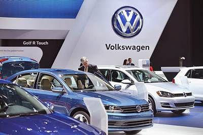 Volkswagen earnings beat pre-pandemic levels led by luxury car sales