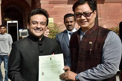 'Magic of govt chamchagiri': Cong slams govt over Padma Shri to Adnan Sami