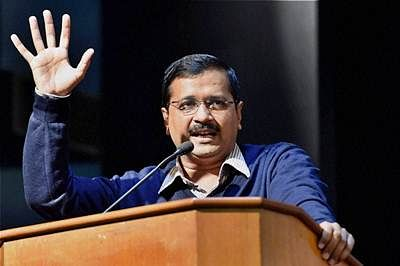 Women will be allowed to travel free of cost on all DTC buses, cluster buses, metro trains in Delhi: Arvind Kejriwal