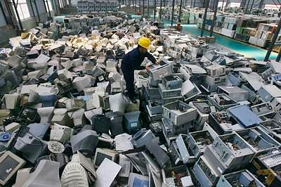 Electronic waste produced every year weighs more than all airlines ever built: WEF report