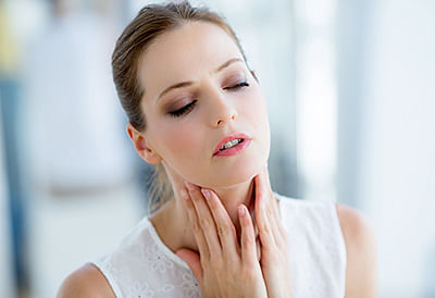 Tonsils removal offers relief from sore throats