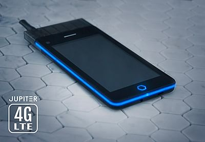 Want to try world's  first smokeable  smartphone?