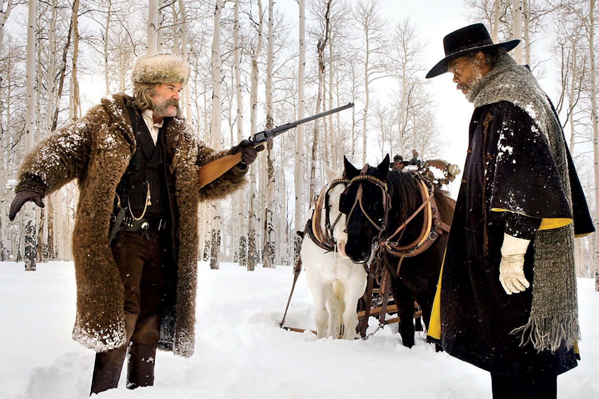 Movie Review: The Hateful 8 – brutal, Violent and Bleak