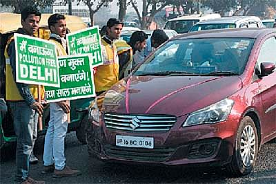 Air quality worsened after end of odd-even scheme: study
