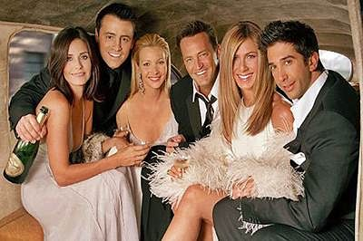 'Friends' reunion happening after 12yrs
