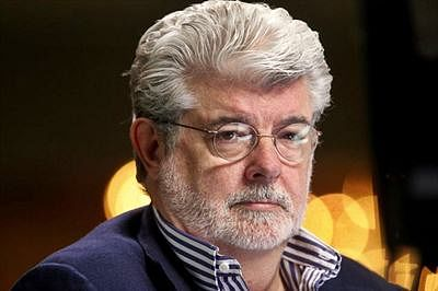 George Lucas wasn't happy with 'Star Wars: The Force Awakens'