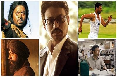 Different shades of Irrfan Khan