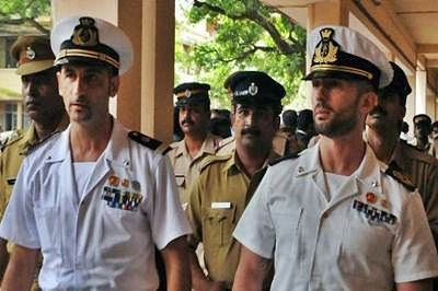 Italian marine Salvatore Girone can leave India: SC