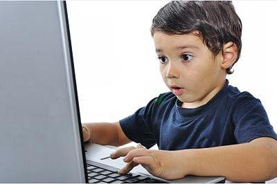 Friends harass kids online