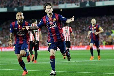 Barcelona to face Bilbao in Copa del Rey quarters