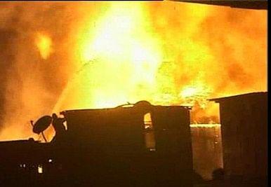 Six killed in Hyderabad factory blast