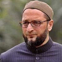 Asaduddin Owaisi replies 'Allahu Akbar' as MPs chant 'Jai Shri Ram' in Lok Sabha