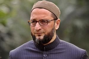 Petition filed against AIMIM chief Owaisi for promoting terrorism