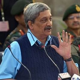 Manohar Parrikar's son attacks Rahul Gandhi on Rafale order