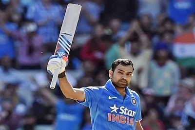 Team management's backing has helped performance: Rohit