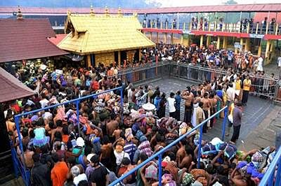 Sabarimala temple issue: SC gives six week time to respond
