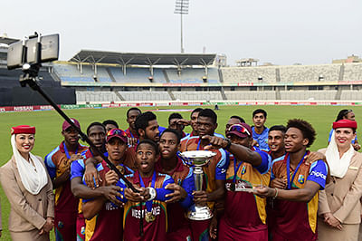 India Lose In Final  West Indies Crowned Under 19 Kings