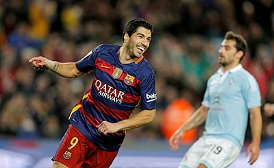 Luis Suarez set to leave Barcelona, says radio station