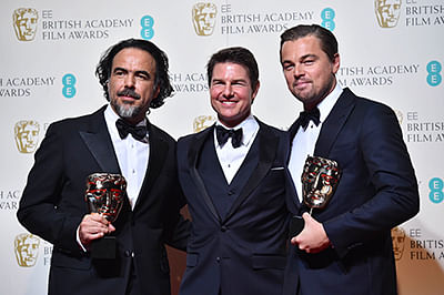 The Revenant rules at Baftas