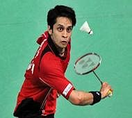 I have butterflies in my tummy, says Kashyap
