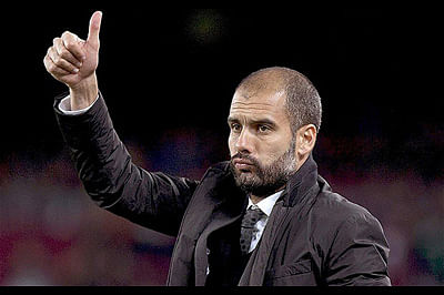 Guardiola to becomenew Man City manager