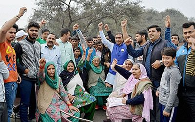 Haryana on edge as deadline set by Jats coming to an end