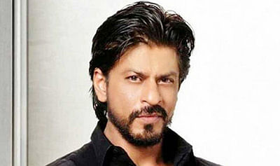 Shah Rukh finally gets a 'heavenly day off'