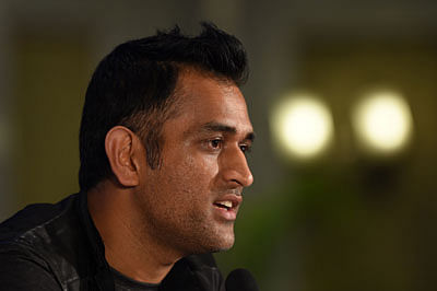 'Feel angry at times but I control my emotions': Dhoni